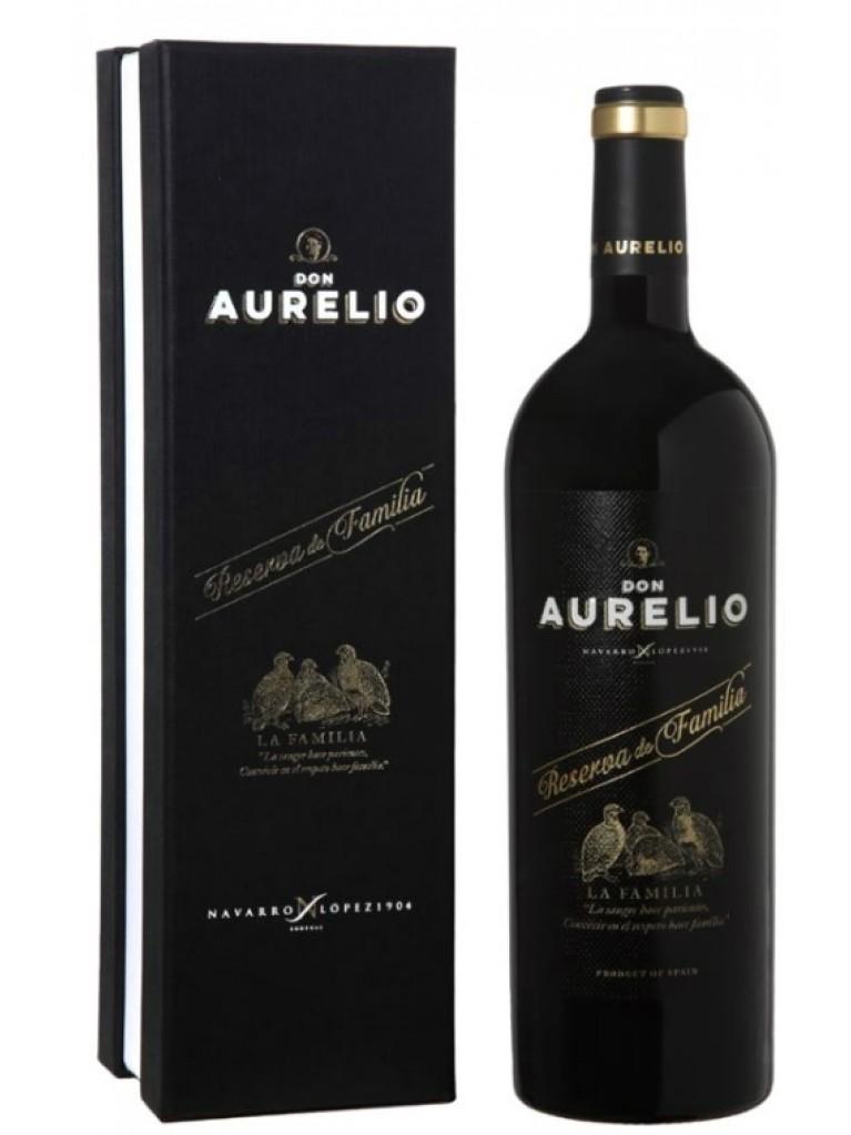 Don Aurelio Reserva de Familia